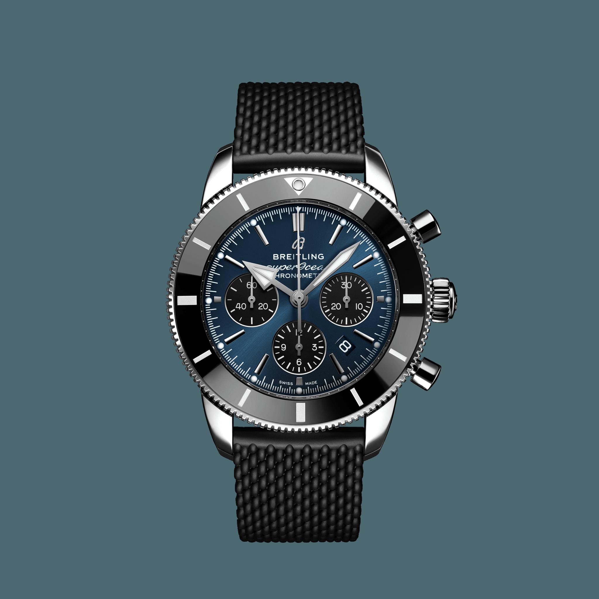スーパーオーシャン ヘリテージ B01 クロノグラフ 44-画像1