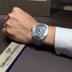 ジラール・ペルゴのお時計をお買上げ頂きまして、有難うございました!