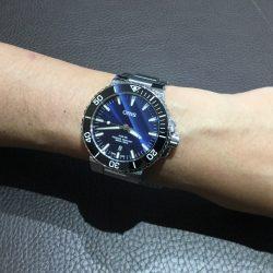 オリスのお時計をお買上げ頂きまして、有難うございました!