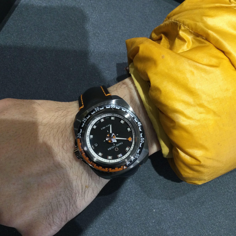 ファーブルルーバのお時計をお買い上げ頂きまして、有難うございます! 画像2
