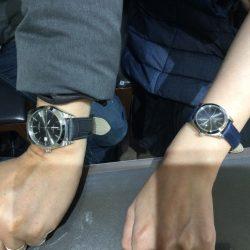 ティソのお時計をお買い上げ頂きまして、有難うございます!