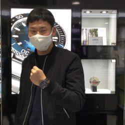 シチズンのお時計をお買い上げ頂きまして、有難うございます!
