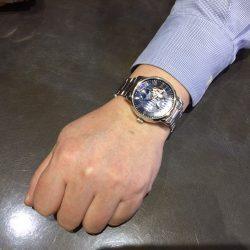 オリエントのお時計をお買い上げ頂きまして、有難うございます!