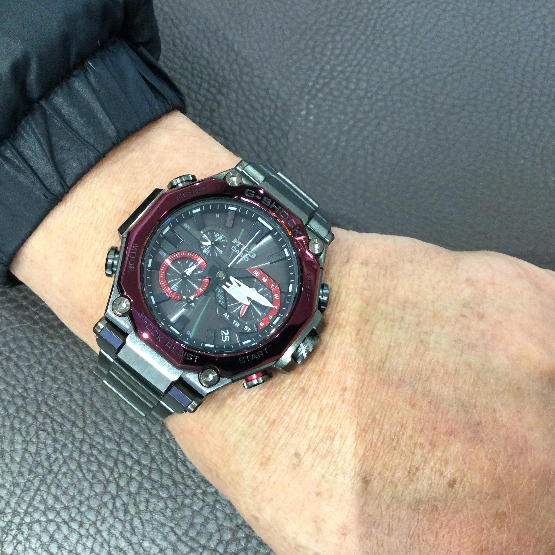 CASIOのお時計をお買い上げ頂きまして、有難うございます!-画像1