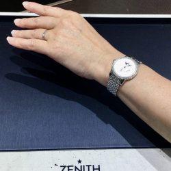 ゼニスのお時計をお買い上げ頂きまして、有難うございます!