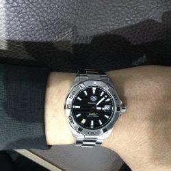 タグ・ホイヤーのお時計をお買い上げ頂きまして、有難うございます!