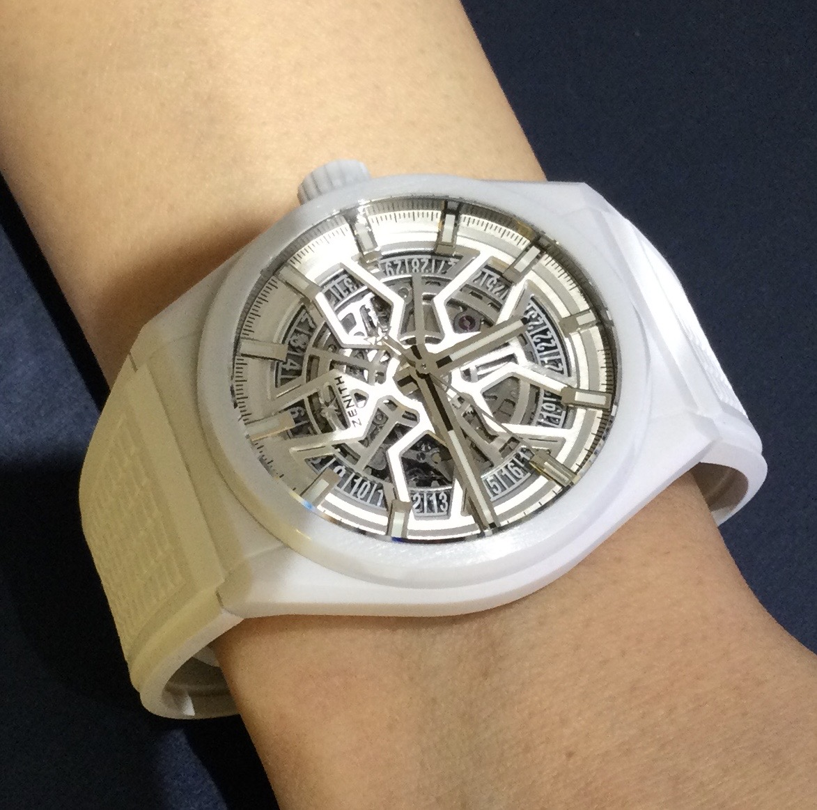 ゼニスのお時計をお買い上げ頂きまして、有難うございます! 画像2