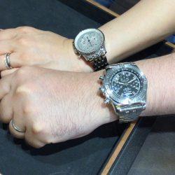 ブライトリングのお時計をお買い上げ頂きまして、ありがとうございました!