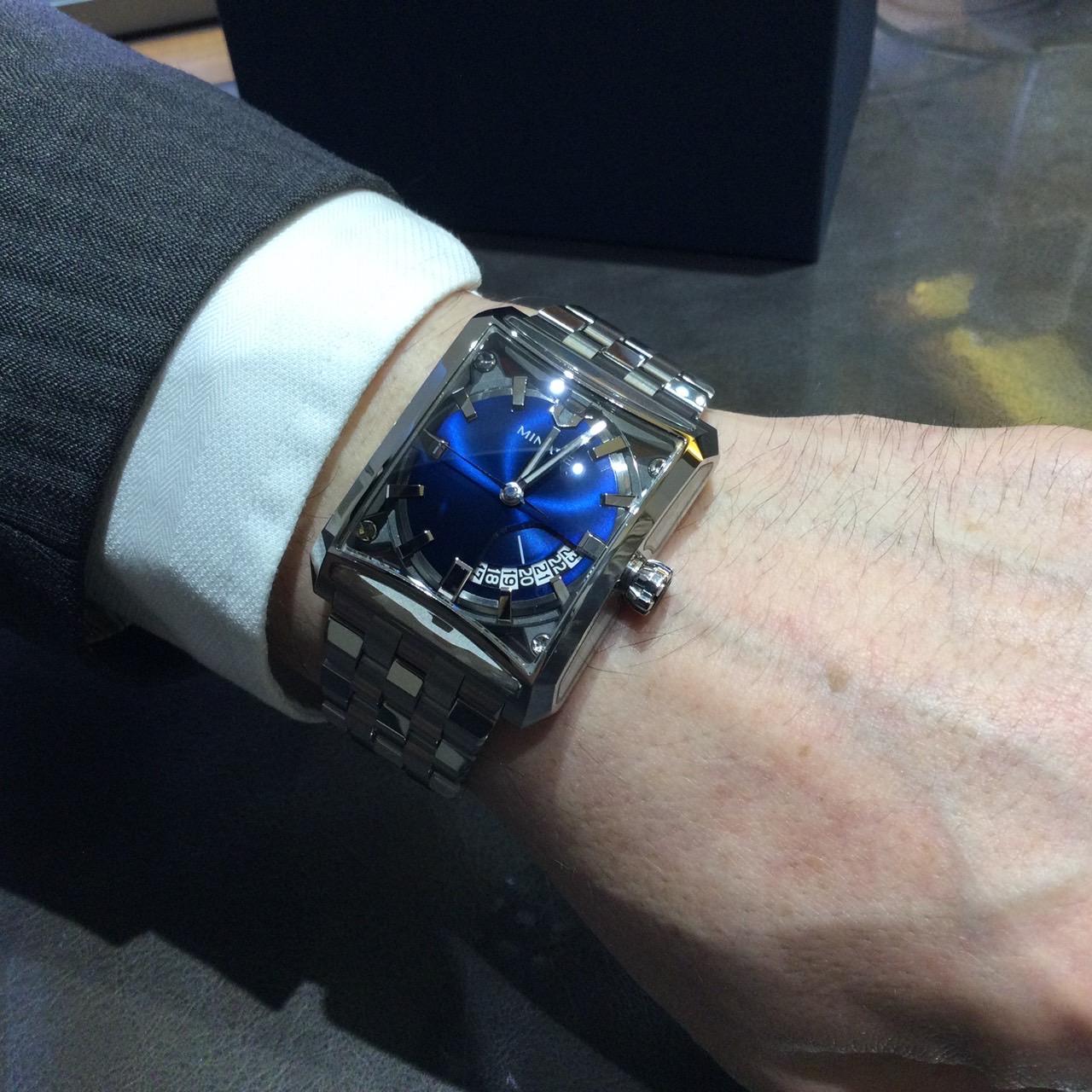 ミナセのお時計をお買い上げ頂きまして、有難うございます! 画像2