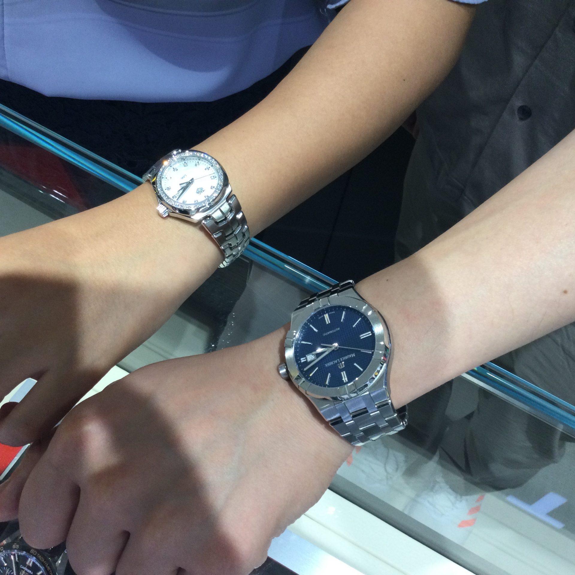 タグホイヤーのお時計をお買い上げ頂きまして、有難うございます! 画像2