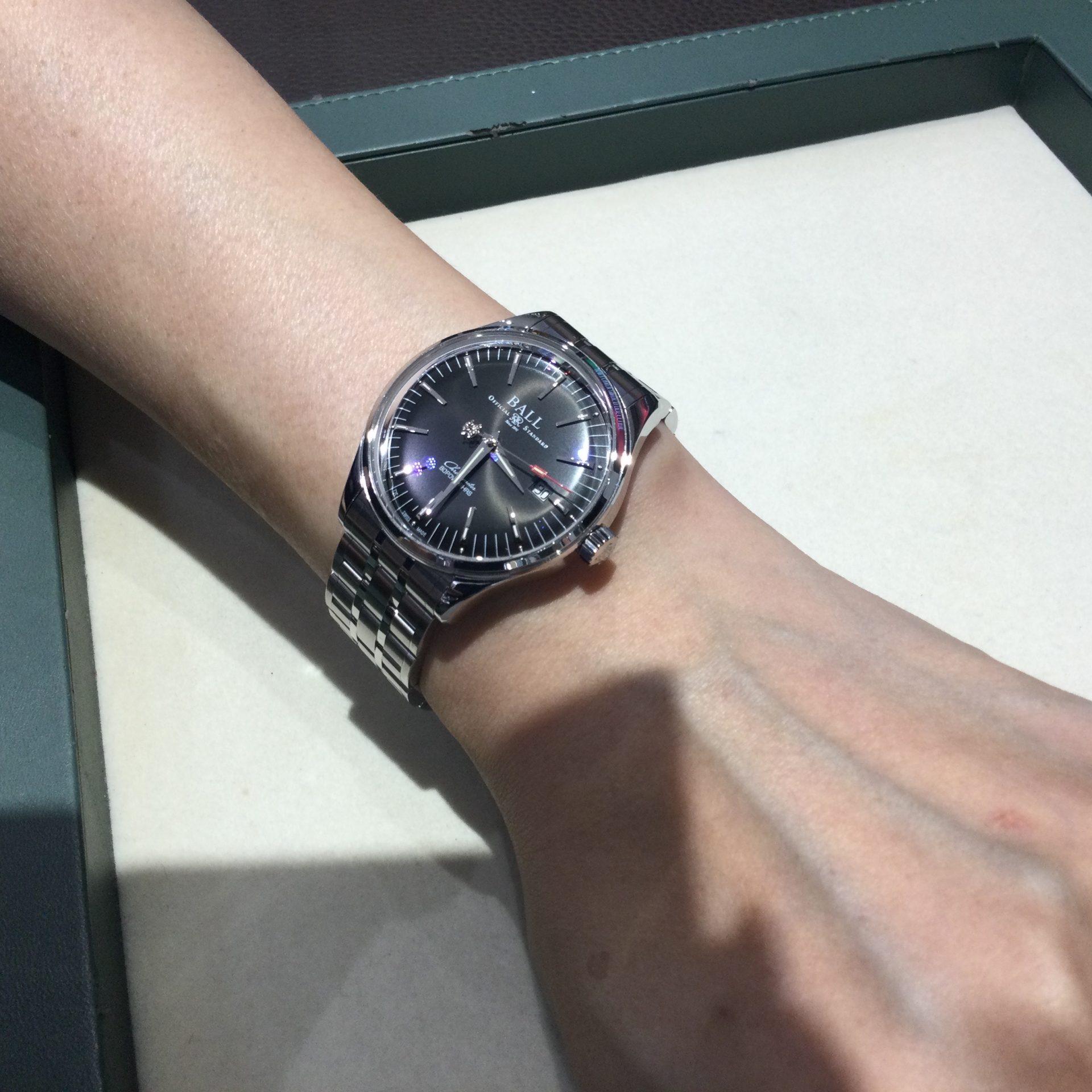 ボールウオッチのお時計をお買い上げ頂きまして、有難うございます! 画像2