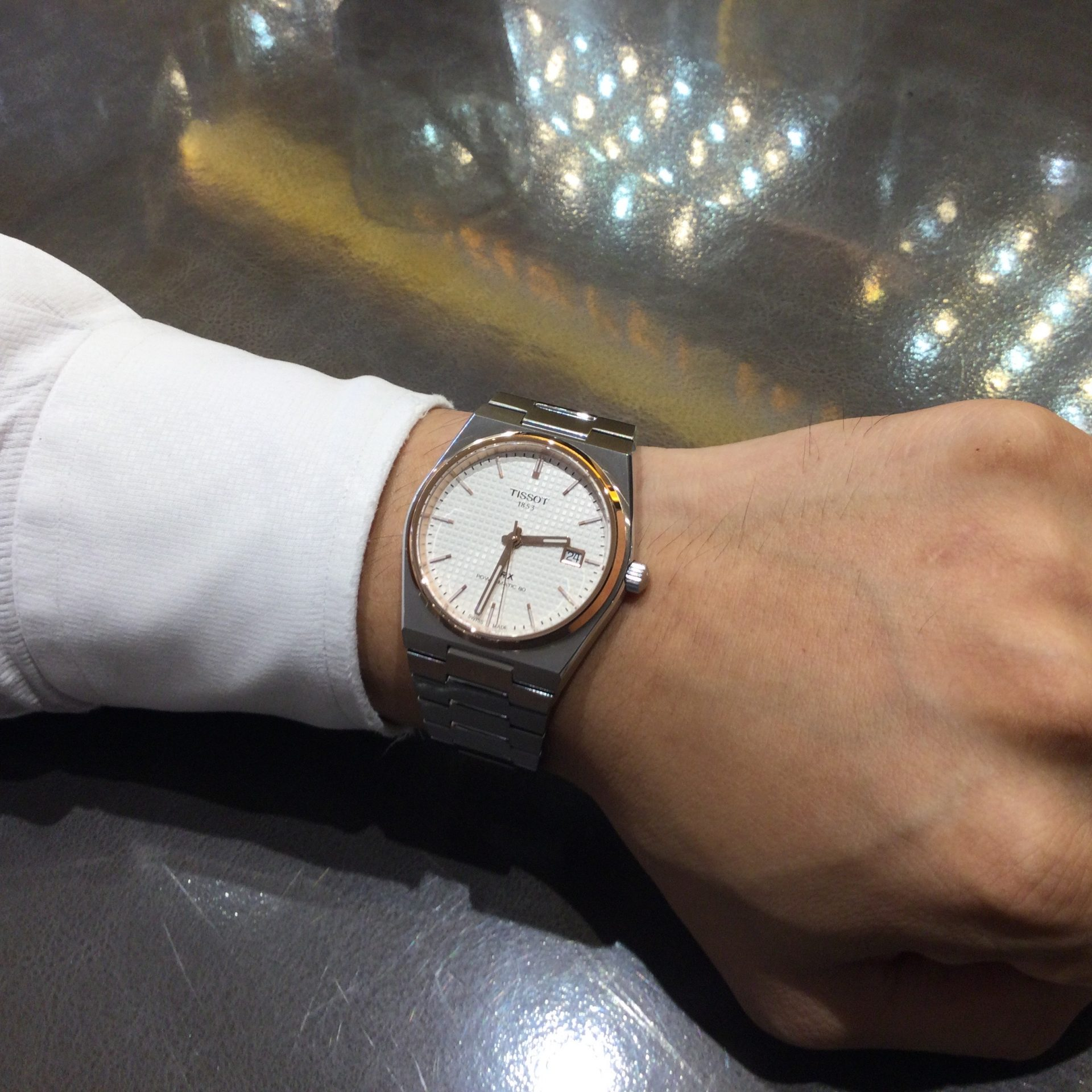 ティソのお時計をお買い上げ頂きまして、有難うございます! 画像2