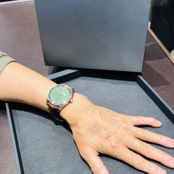 ファーブルルーバのお時計をお買い上げ頂きまして、有難うございます!